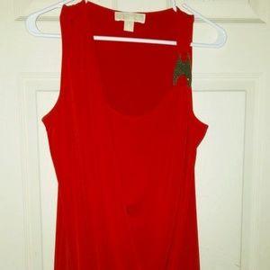Michael Kors Dress - Red/Size M